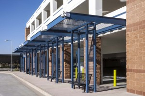 8 Foothill Transit-Exterior Bus Stop