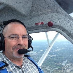 Brian Flying