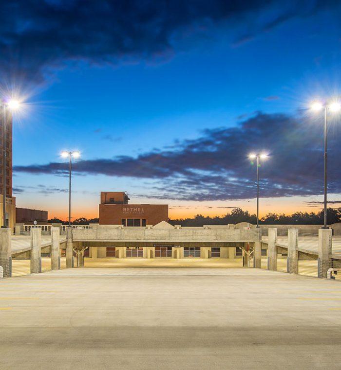 Arbors Of East Atlanta: The City Of Tyler Fair Plaza Parking Garage