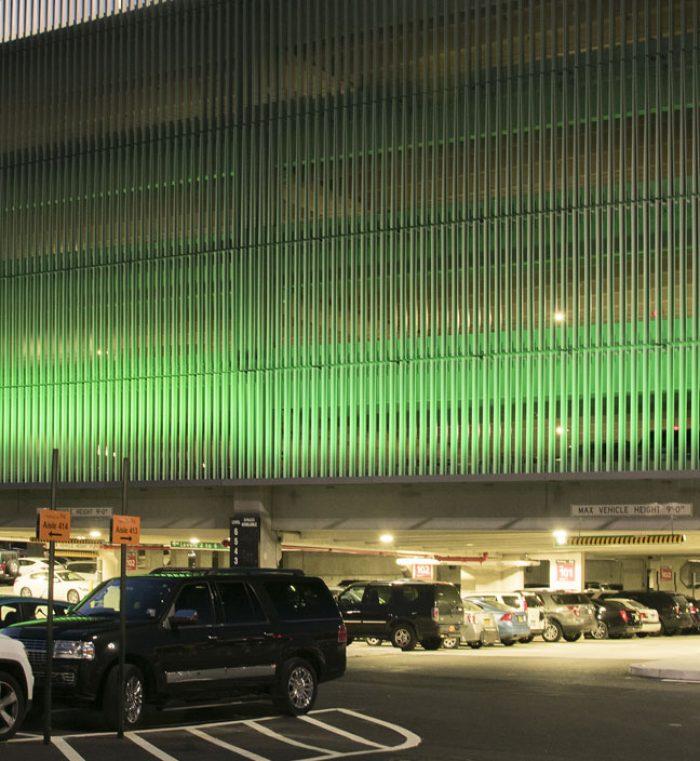 Laguardia Airport East Parking Garage Walker Consultants