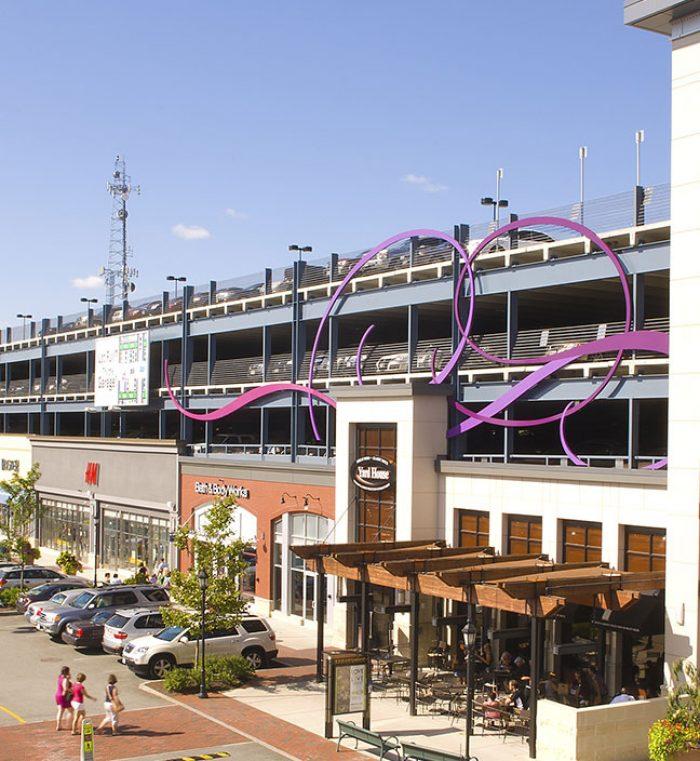 Arbors Of East Atlanta: Legacy Place Parking Facility