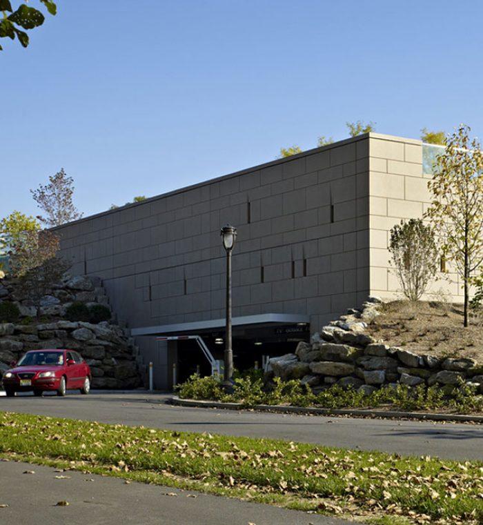 Arbors Of East Atlanta: Philadelphia Museum Of Art Parking Facility & Garden