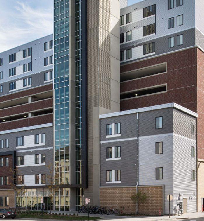 Arbors Of East Atlanta: University Of Nebraska 50/50 Mixed Use Facility