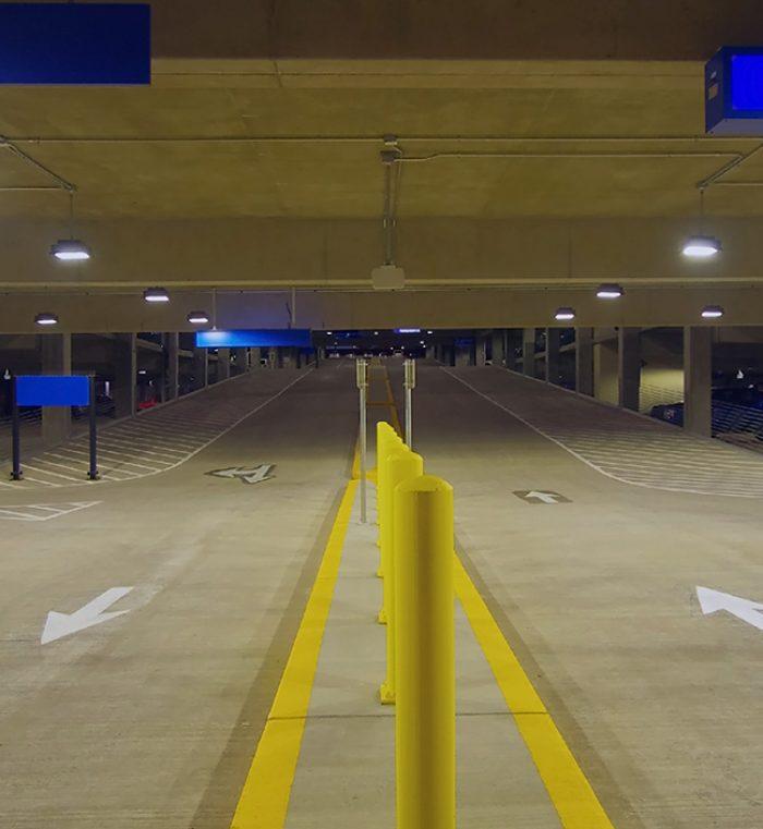 Denver International Airport Module 4 East