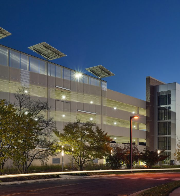 Arbors Of East Atlanta: Universities At Shady Grove Parking Structure #2