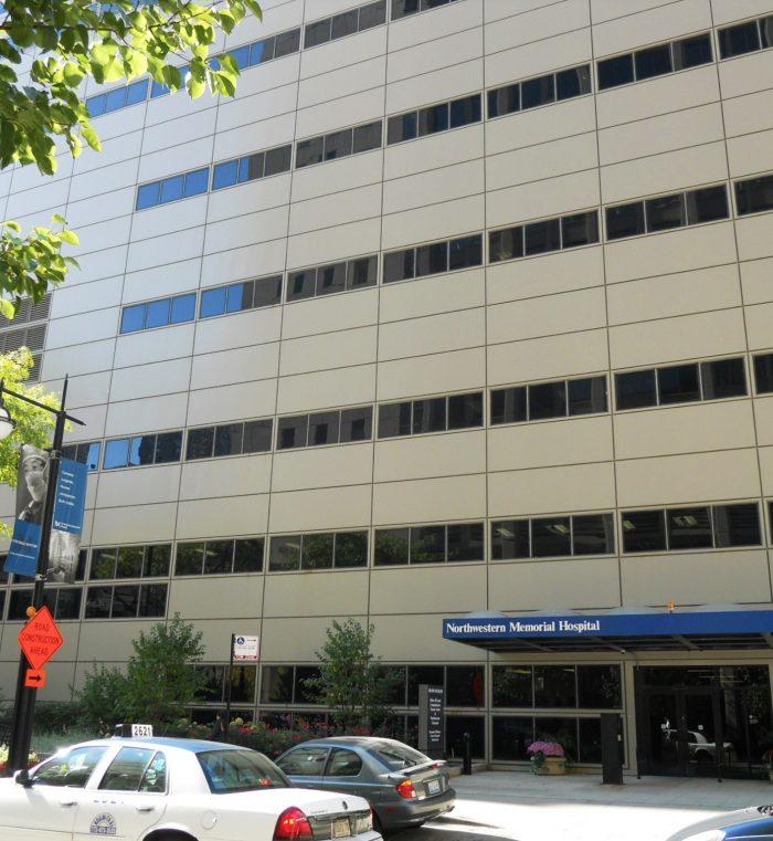 Northwestern Memorial Hospital Campus Facades - Walker ...