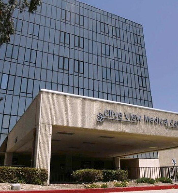 Arbors Of East Atlanta: UCLA Olive View Medical Center Master Plan