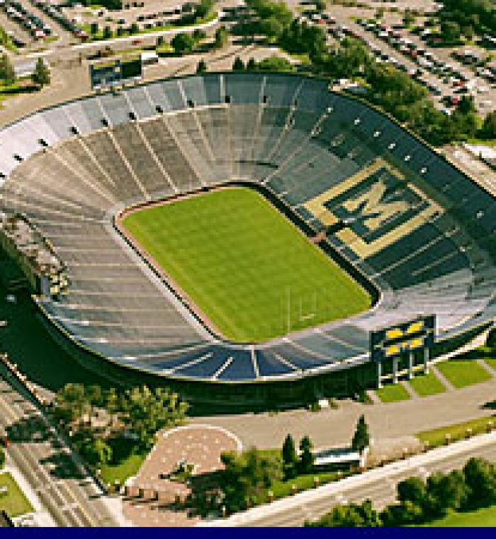 Arbors Of East Atlanta: University Of Michigan Football Stadium