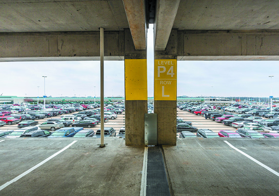 Uptick In Demand For Onsite Parking At Airports Walker