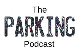 The Parking Podcast logo