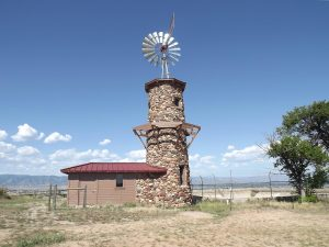 Highlands Ranch Windmill after restoration