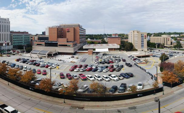 Nebraska Medical Center Parking Structure