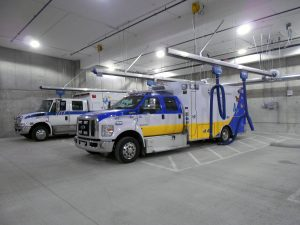 NCH Parking and Staging for MICU