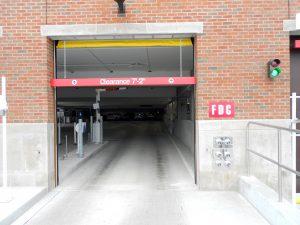 NCH 18th Street Loading Dock
