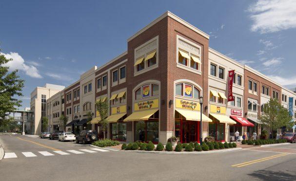 Easton Town Center exterior