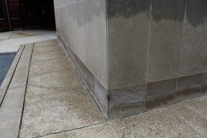 Base Stone Erosion