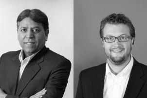 Rashid Ahmed and Carl Schneeman