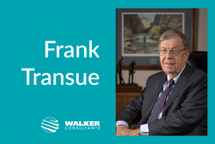 Frank Transue portrait